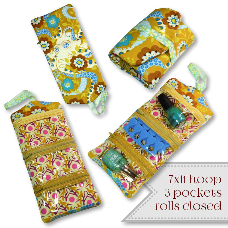 Zipper Roll Pouches