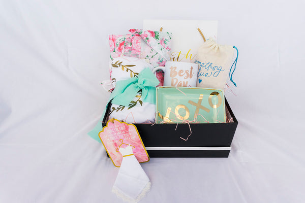 Day Of Bridal Box