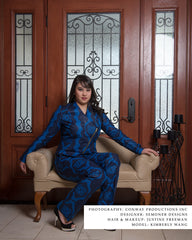 ETHNIC PANTS SUIT