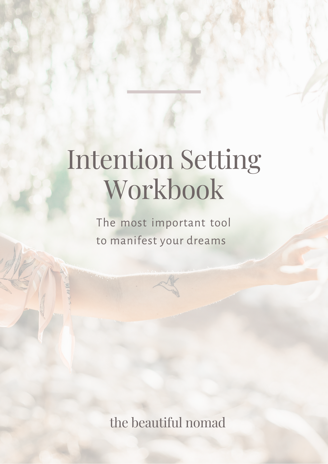 Intention Setting Workbook