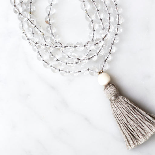 Soul Searcher Mala Necklace