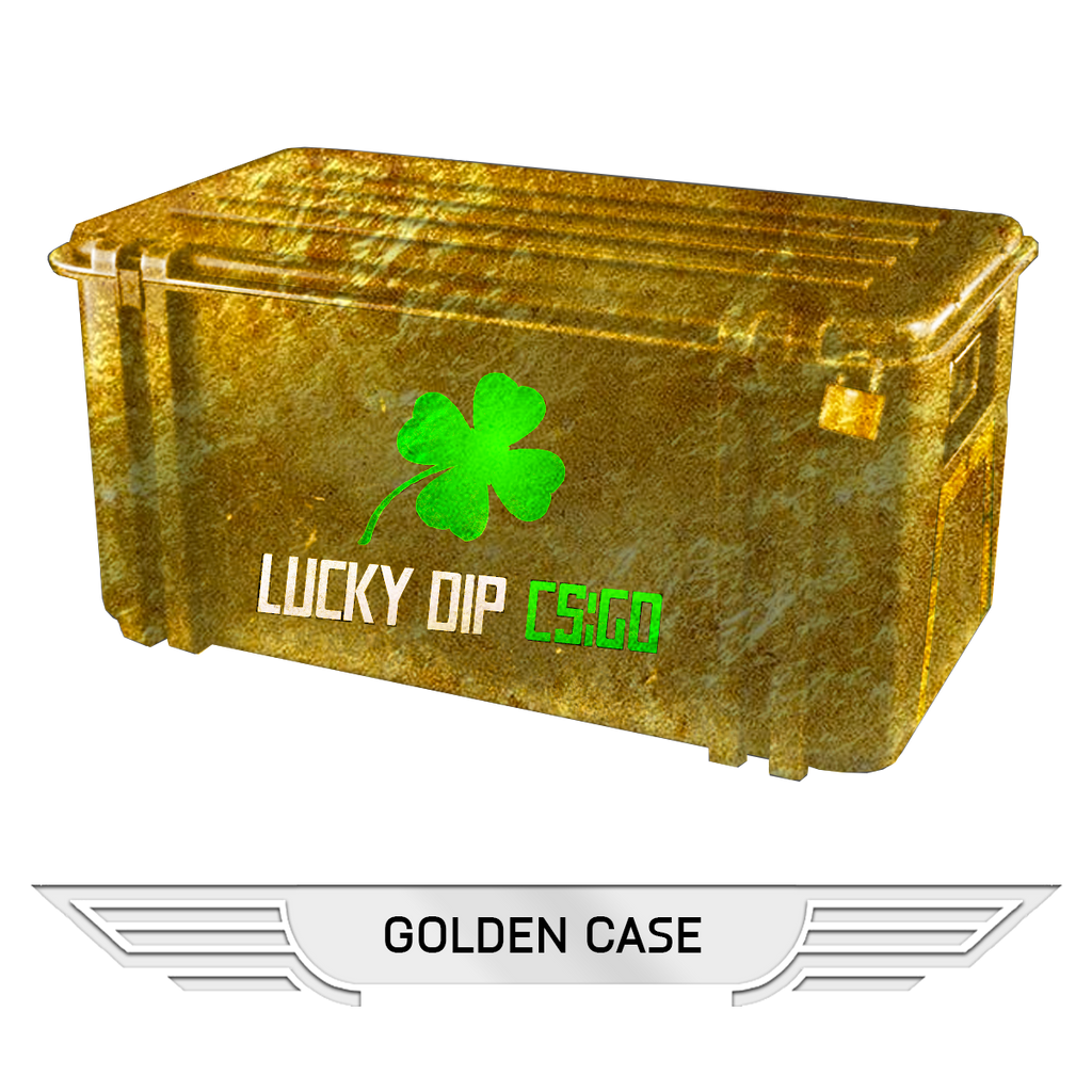 GOLDEN CASE