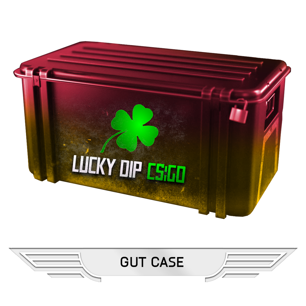GUT KNIFE CASE