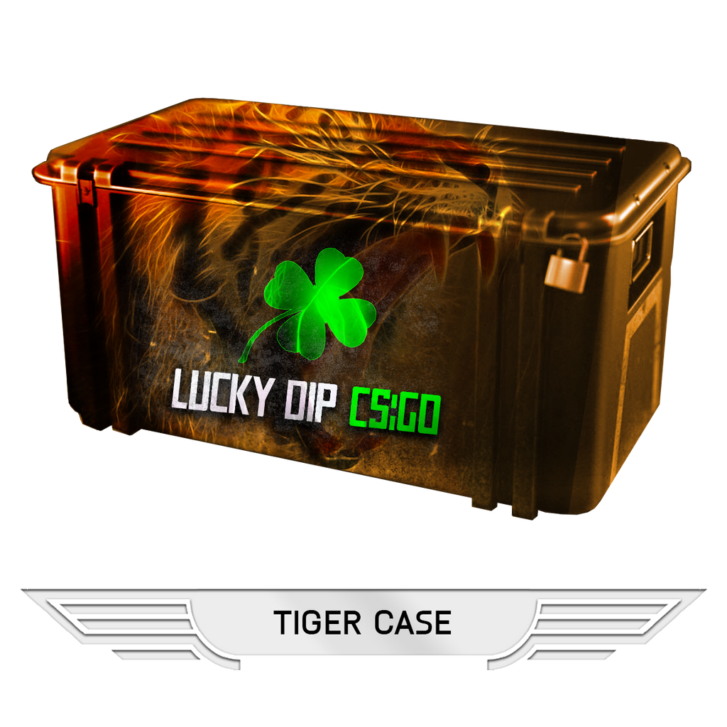 TIGER TOOTH CASE