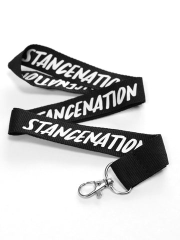 StanceNation Lanyard