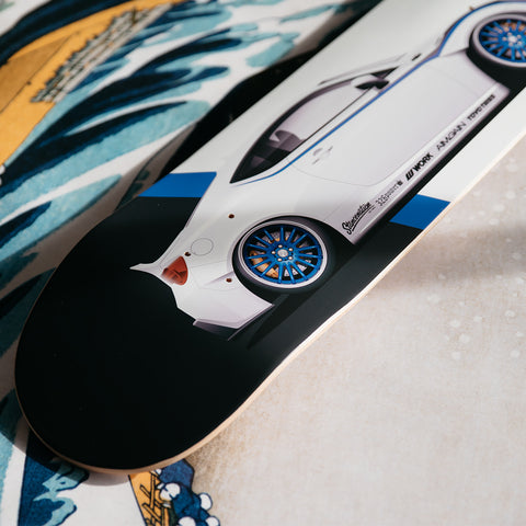 StanceNation Scion FR-S Skate Deck
