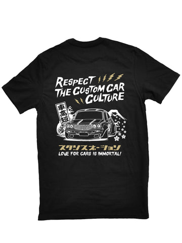 Custom Car Culture T-Shirt