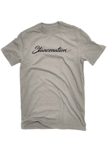 StanceNation Script T-Shirt Mens