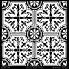 Custom Decorative Concrete Tile Stencils for Colorful Floors - Modello Designs