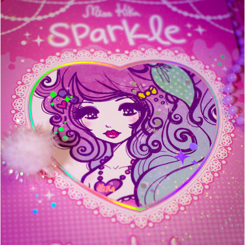 Book- Miss Kika Sparkle Sketches