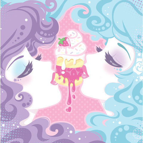 Sparkle poster- Sweet Smooches