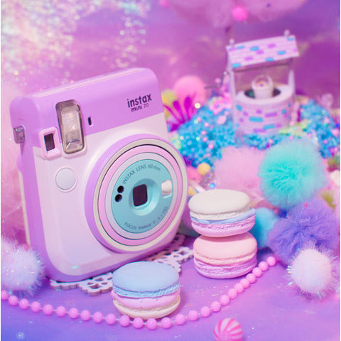 Cotton Candy Memories~ Instax Camera
