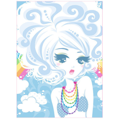 Limited Giclee-  Cloud Cutie