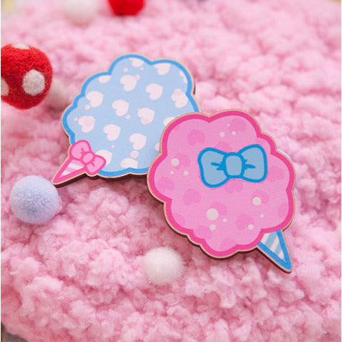 Lovely Day Cotton Candy Pins