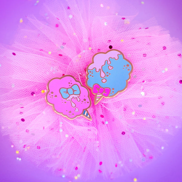 Fancy Flair- Cotton Candy Couple Set