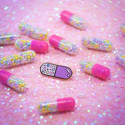 Fancy Flair- Pretty Pill