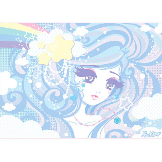 Sparkle poster- Lunar Space Princess