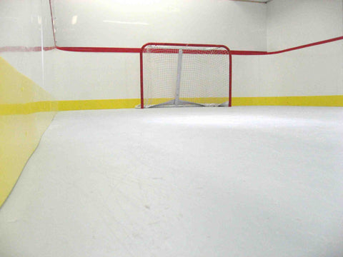 DIY Rink Boards - kick plates