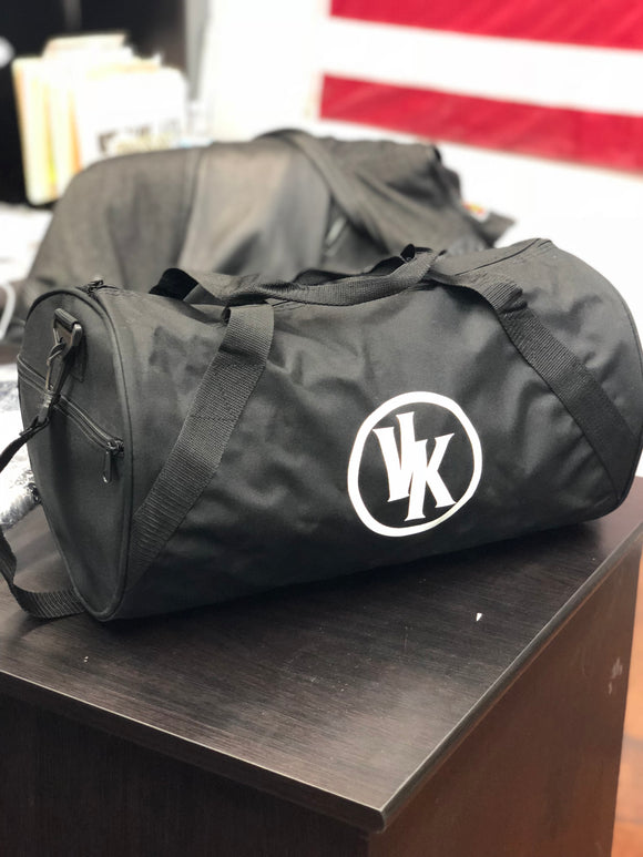 Valley Kustoms Logo Duffle Bag