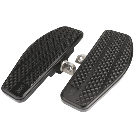 Thrashin Supply Mini Floorboards - Dyna, Sportster, FXR, Softail...