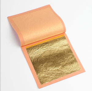 22K Genuine Gold Leaf