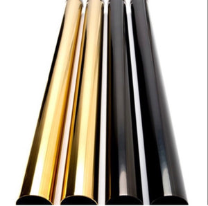 Gold/Black 39mm/49mm tubes