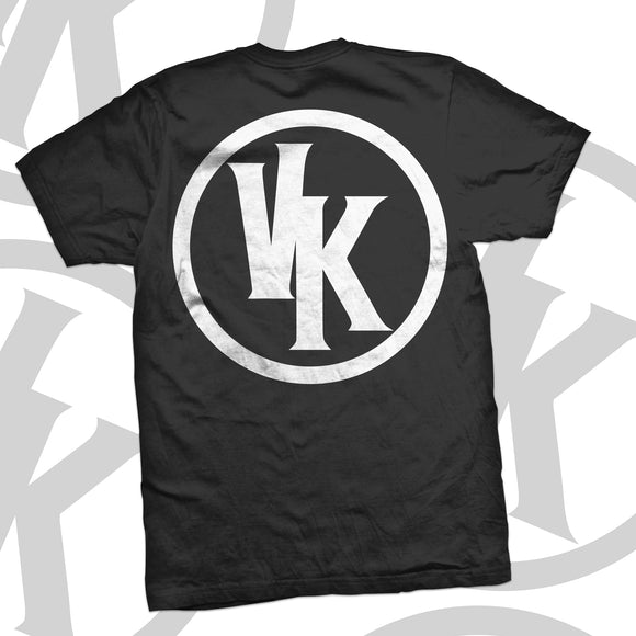 Men's Valley Kustoms Classic Logo T-shirt