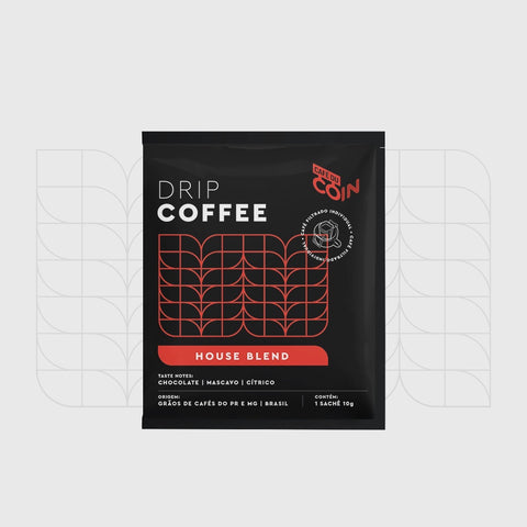 Drip Coffee - House Blend