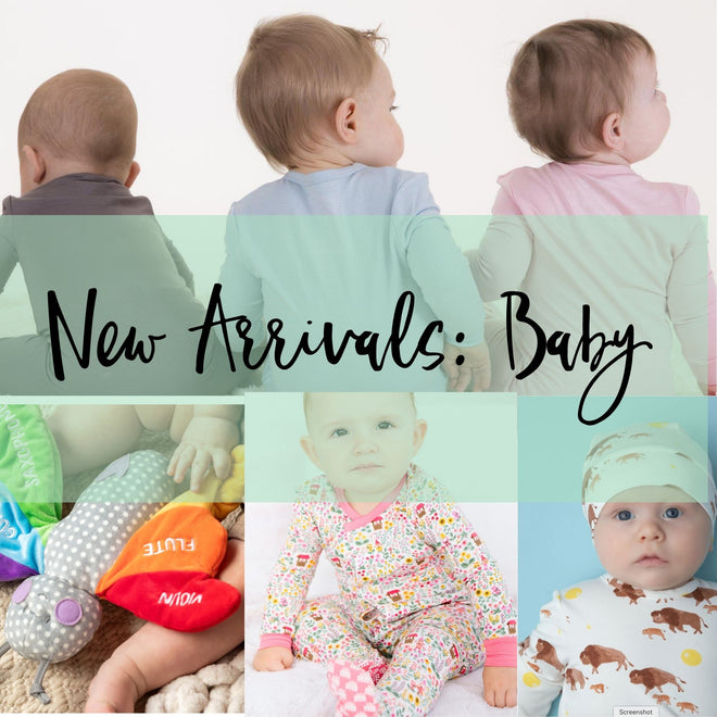 New Arrivals: Baby