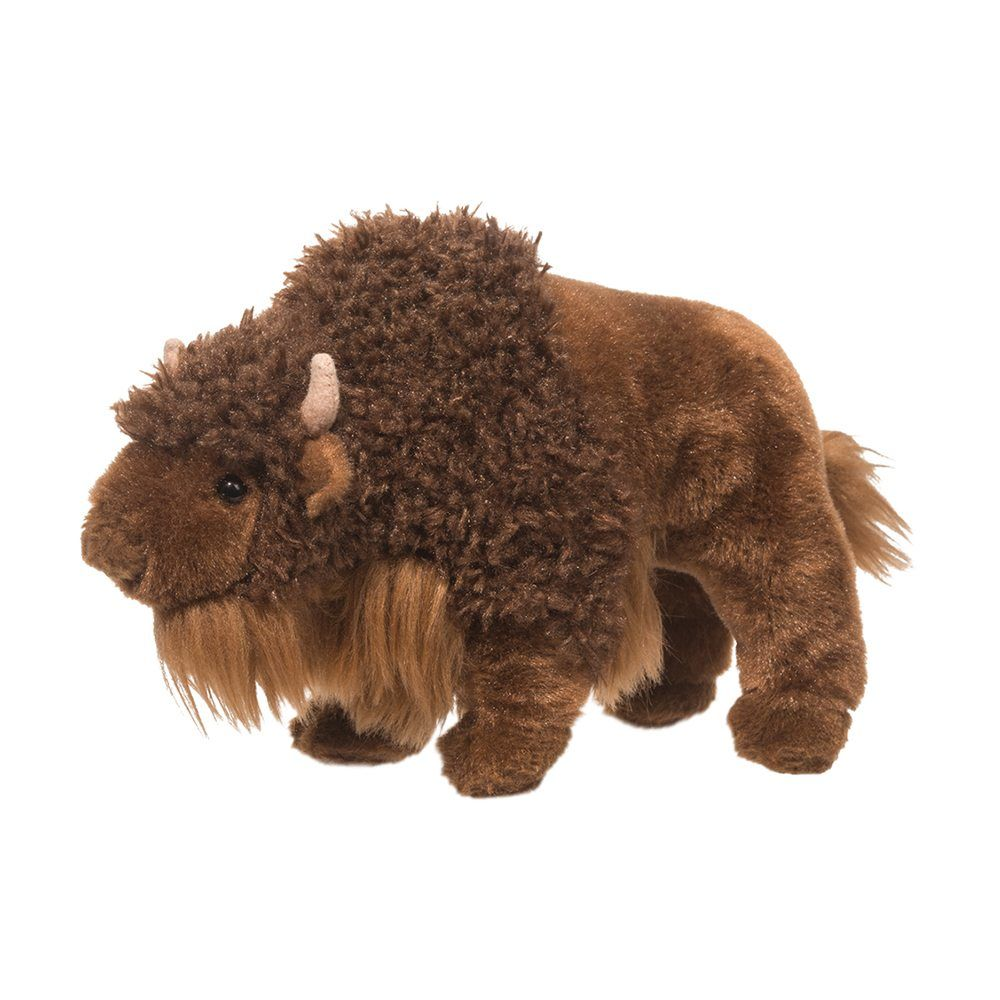 Buffalo Stuffie: 10""