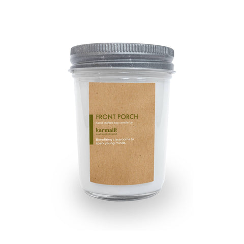 Karmalit Front Porch  8 oz Candle