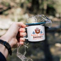 Smokey Bear Mug - Aspen Lane