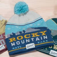 Rocky Mountain National Park Beanie - Aspen Lane