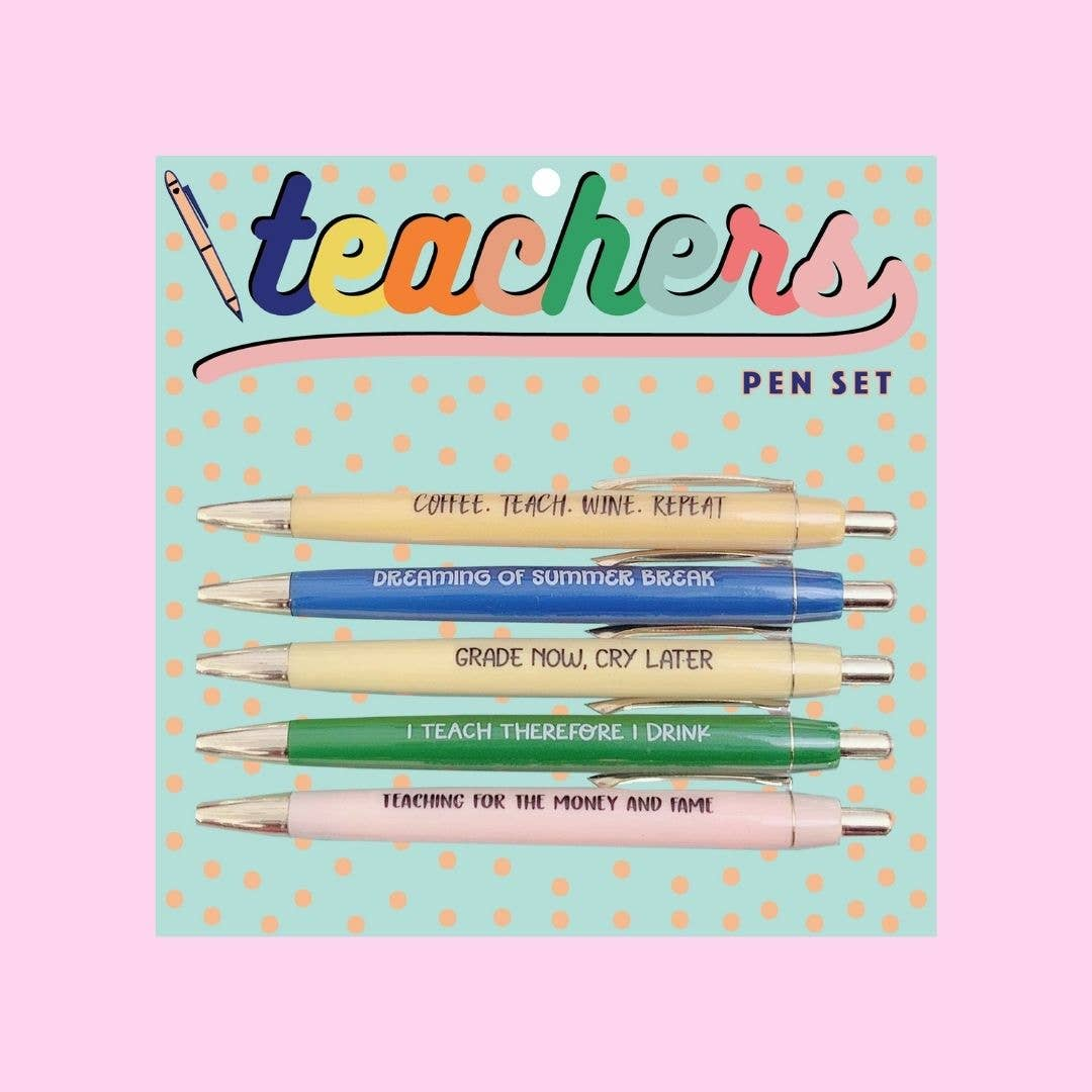 Teachers Pen Set
