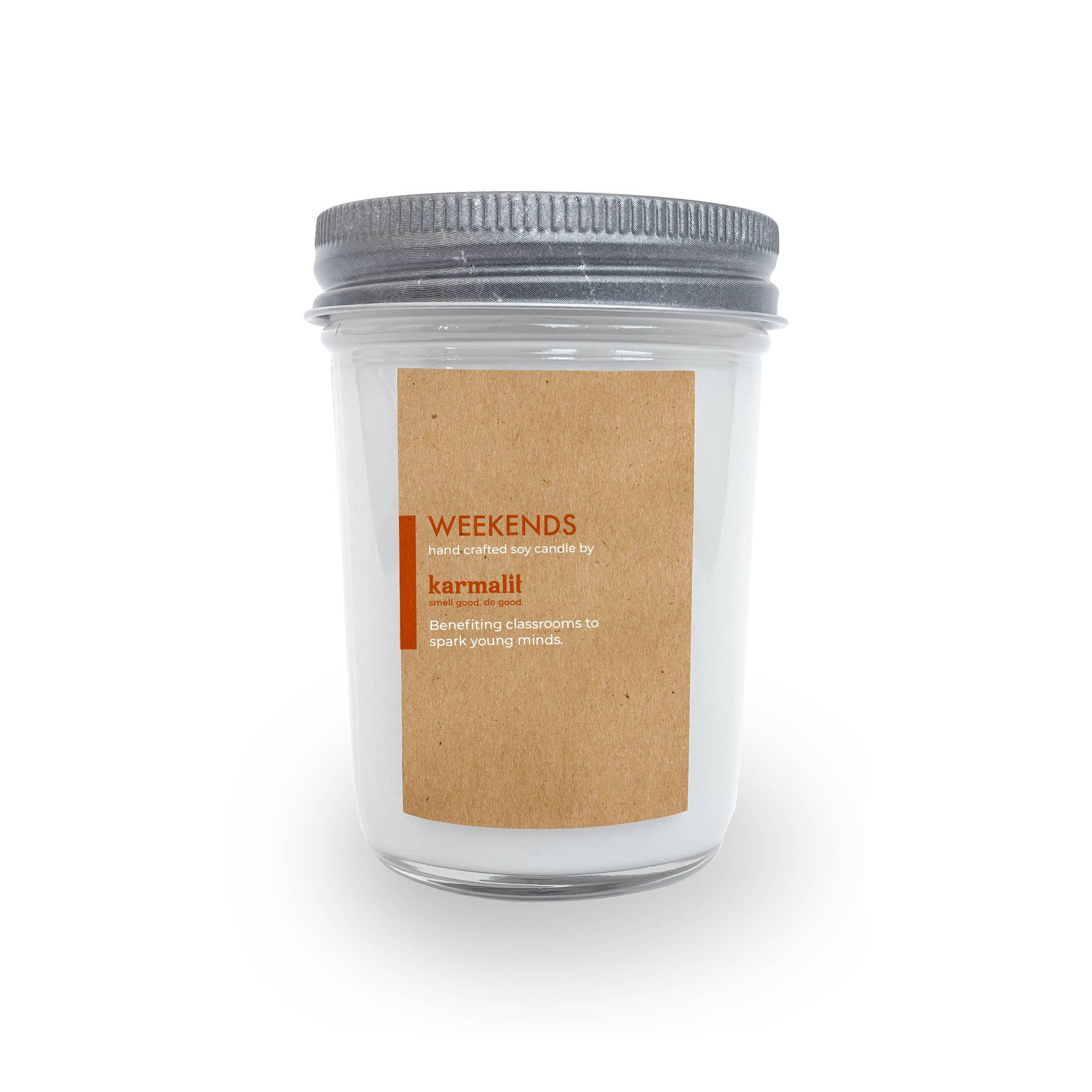 Karmalit Weekends 8 oz Candle