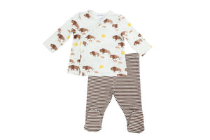 Bison Take Me Home Loungwear Set