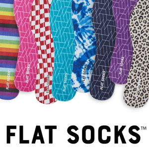 Flat Socks | 6 colors