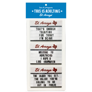 This is Adulting | Magnet Set (4)