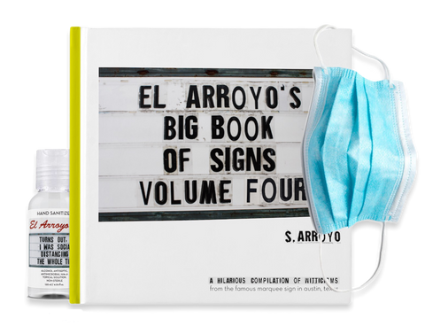 El Arroyo Big Book of Signs-volume 4