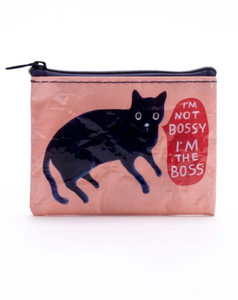 Bossy Cat Coin Purse