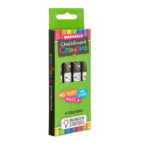 Chalkboard Crayon Set of 4 - Aspen Lane