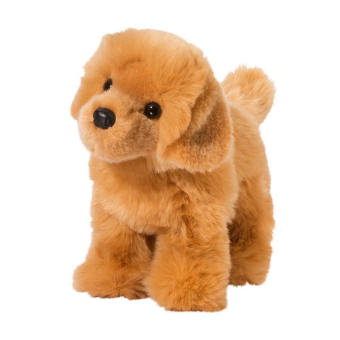 Golden Retriever Stuffie: 9""