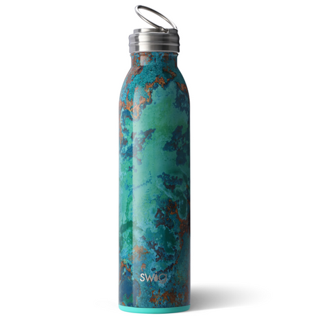 Copper Patina Water Bottle | 20 oz