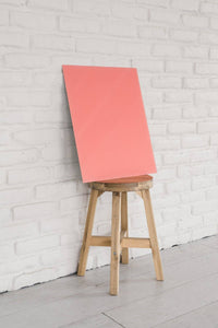 "Coral Dry Erase + Magnetic Board: 16""x20"""