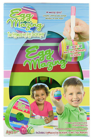 The Eggmazing Egg Decorator
