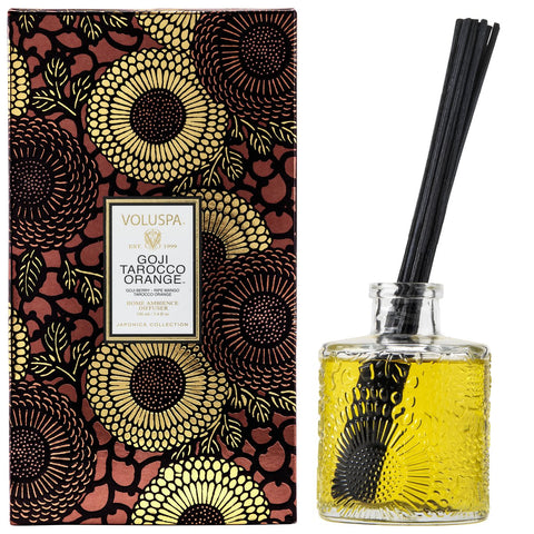 Goji Toracco Orange Reed Diffuser