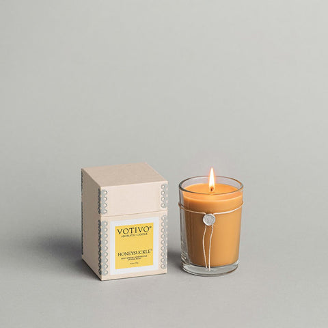 Honeysuckle Votivo Candle