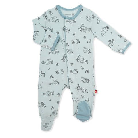 Koala Blue Modal Magnetic Footie