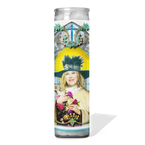 Moira Rose Schitts Creek Prayer Candle - Aspen Lane