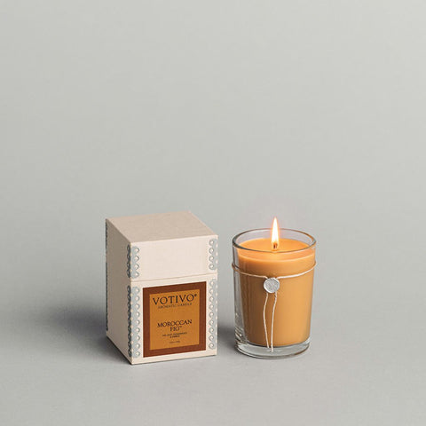 Moroccan Fig Votivo Candle
